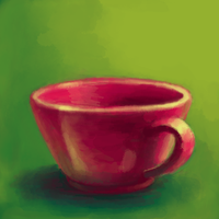 cup by Cortoony