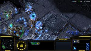 StarCraft II: Scion-Gaming Overlay by Renacac