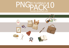 PNG_PACK#10 by Fluorald