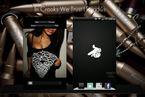 In Crooks We Trust by Raadius