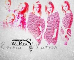 Emma Watson layout 15 by Grouve