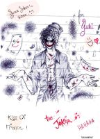 Joker madness ... by Vavanemo
