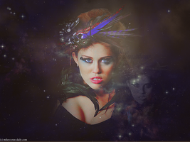 Miley Cyrus Wallpaper by xXDemetriaFeverXx