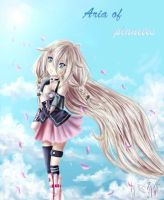 Ia Vocaloid 3 by Alisthecat