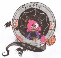 Happy Halloween by roga14