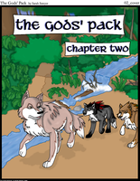 TGP Chapter Two Cover by wolfsilvermoon