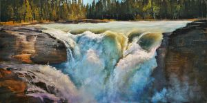 Athabasca Symphony by artistwilder