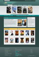 Movies Website by whiterabbit007