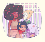 Crystal GEMS by deooART