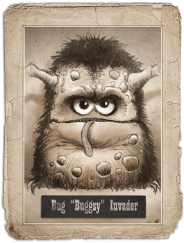 Buggsy by MickySketchBook