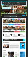 Shandora Real Estate WordPress Theme by nackle2k1