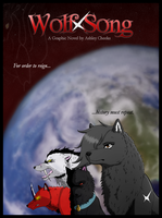 Wolf Song Cover V.4 by ShroudofShadows