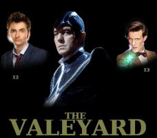 Doctor Who - The Valeyard by DoctorWhoOne
