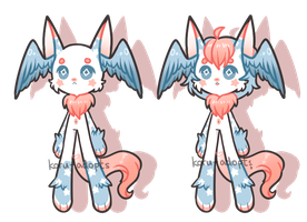 AQ 118 Winged Thing {Auction} CLOSED by Koru-Adopts