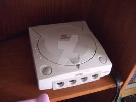 My Sega Dreamcast by Terrific21