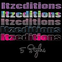 5 styles by Itzeditions