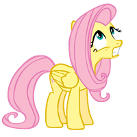 Fluttershy vector by Angel-the-Bunny