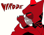 Danny Phntom OC - Virode! by WOLWATCHER12