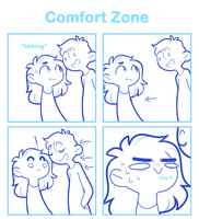 Comfort zone by SmokyJack