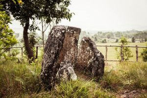 Plain of Jars by rrreese