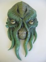 Cthulhu by DylanThomasFX
