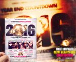 High Impact New Year's Eve Countdown Template by deiby