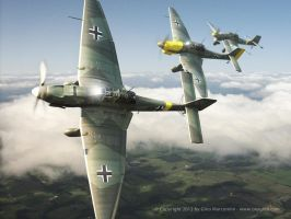 Stuka formation by Oxygino