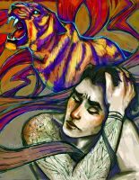 Tigers To Be Tamed by Ospreyghost13
