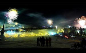 Happy New Year 2009 by vxside