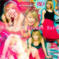 Hilary Duff in her Place by PrettyLiittleMoon
