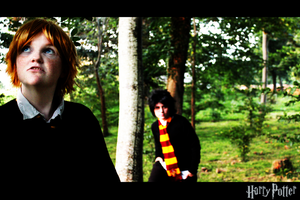 Ron_Weasley by Shell-wolter