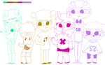 some more fantrolls by orangeboombox