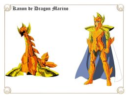 Kanon de Dragon Marino by Javiiit0