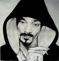 SNOOP DOGG by HoustonTxArtist