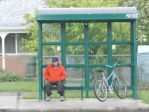 Bus Stop May 2014 by mebyrne57