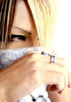 Reita says Arigatou by IsabelleLaurin