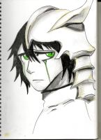 Ulquiorra/bleach by Porkchopexpress500