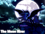 The Moon Rises by MarxandMagolor