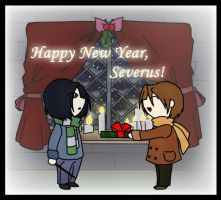 Happy New Year, Severus by Kasya312