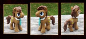 My Little Pony Dr Whooves Blindbag 2 by kaizerin