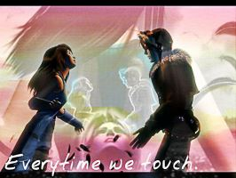Everytime We Touch by FinalFantasyWarrior
