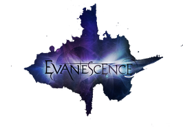 Evanescence logo cutout  for wallpapers by GdeeeeLovr96