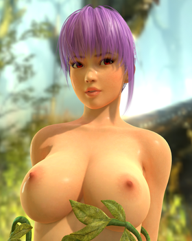 Ayane Forest Topless (Toolbag) by RadiantEld