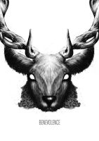 The Stag Lock Screen by FuShan