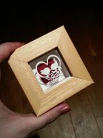 Love Nest Paper Panda Papercut by PaperPandaCuts