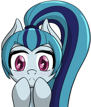 Sonata sure is surprised at all that by DataPony