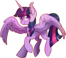 Twilight Sparkle by Raponee