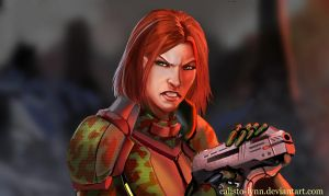 mass effect: dont mess with my ending by calisto-lynn