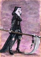 The Grim Reaper by RohanElf