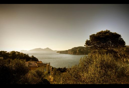 Golden Island by Beezqp